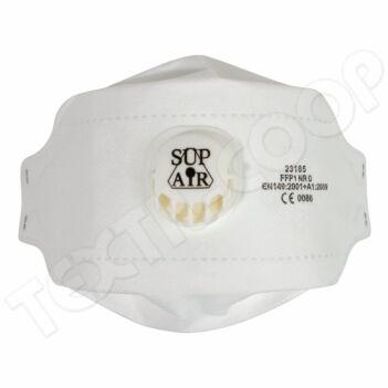 SupAir 23185 FFP1 NR D szelepes porálarc
